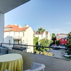 Апартаменты Dom&House-Apartment Morska Central Sopot Сопот балкон
