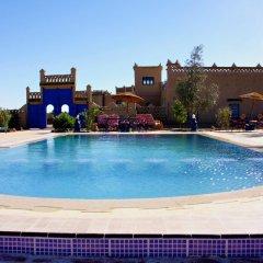 Отель Ksar Bicha Марокко, Мерзуга - отзывы, цены и фото номеров - забронировать отель Ksar Bicha онлайн бассейн фото 2