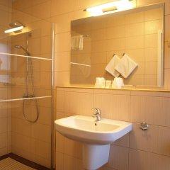 Отель Rzymski Польша, Познань - отзывы, цены и фото номеров - забронировать отель Rzymski онлайн ванная фото 2