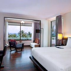 Отель Le Meridien Phuket Beach Resort 4* Улучшенный номер с различными типами кроватей фото 2