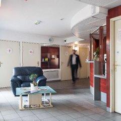 Отель Appart'City Lyon Villeurbanne интерьер отеля фото 3