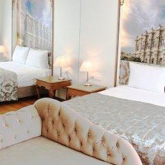 Elite Marmara Bosphorus Suites Турция, Стамбул - 2 отзыва об отеле, цены и фото номеров - забронировать отель Elite Marmara Bosphorus Suites онлайн комната для гостей фото 3