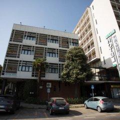 Eur Hotel Milano Fiera Треццано-суль-Навиглио парковка