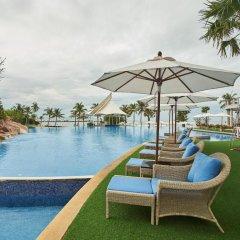 Отель Movenpick Siam Pattaya На Чом Тхиан бассейн фото 3