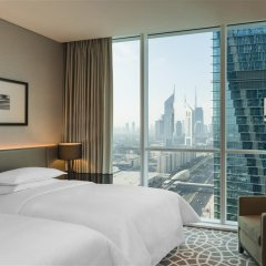 Sheraton Grand Hotel, Dubai 5* Стандартный номер с различными типами кроватей фото 5