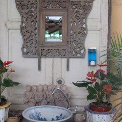 Апартаменты Baan Klang Noen Apartment Паттайя интерьер отеля