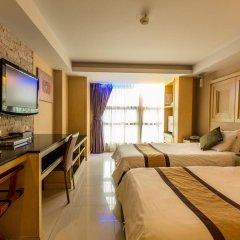 Отель Smart Suites Bangkok Бангкок комната для гостей фото 5