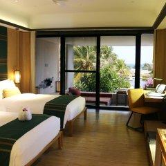 Отель InterContinental Sanya Resort комната для гостей фото 3