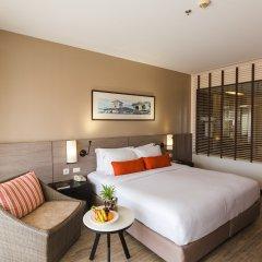 Отель Deevana Plaza Phuket 4* Номер Премьер с различными типами кроватей фото 2