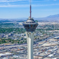 Отель Stratosphere Hotel, Casino & Tower США, Лас-Вегас - 8 отзывов об отеле, цены и фото номеров - забронировать отель Stratosphere Hotel, Casino & Tower онлайн