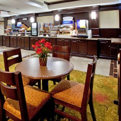 Holiday Inn Express Hotel & Suites Anderson-I-85 питание