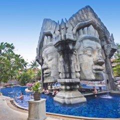 Отель Phuket Orchid Resort and Spa бассейн фото 2