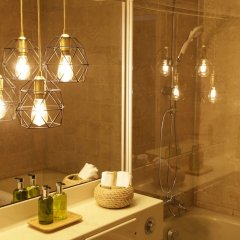 Отель Krone Германия, Мюнхен - 1 отзыв об отеле, цены и фото номеров - забронировать отель Krone онлайн ванная фото 2