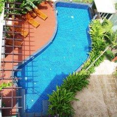 Отель Phuket Ecozy Hotel Таиланд, Пхукет - отзывы, цены и фото номеров - забронировать отель Phuket Ecozy Hotel онлайн бассейн