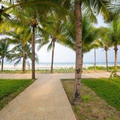 Отель Temple Da Nang пляж