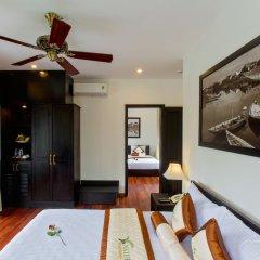 Отель M2Luxe Natural Boutique Hoian комната для гостей фото 3