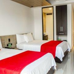 Отель El Alba Колумбия, Кали - отзывы, цены и фото номеров - забронировать отель El Alba онлайн комната для гостей фото 5