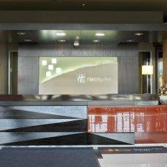 Отель Holiday Inn Belgrade Сербия, Белград - отзывы, цены и фото номеров - забронировать отель Holiday Inn Belgrade онлайн интерьер отеля фото 3