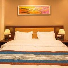 Отель Hill Lily Hotel Китай, Пекин - отзывы, цены и фото номеров - забронировать отель Hill Lily Hotel онлайн комната для гостей фото 2