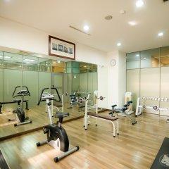 Yoido Hotel фитнесс-зал