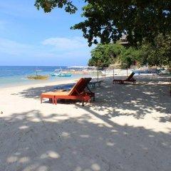 Отель Artistic Diving Resort пляж фото 2