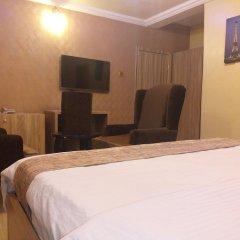 Отель Euro Lounge and Suites удобства в номере фото 2