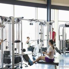Crowne Plaza Hotel BRUGGE фитнесс-зал