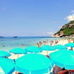 Отель Nangyuan Island Dive Resort Таиланд, о. Нангьян - отзывы, цены и фото номеров - забронировать отель Nangyuan Island Dive Resort онлайн бассейн фото 3