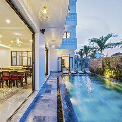 Отель Cilantro Villa бассейн фото 2