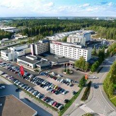 Отель Scandic Helsinki Aviacongress Финляндия, Вантаа - - забронировать отель Scandic Helsinki Aviacongress, цены и фото номеров