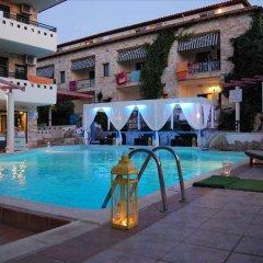 Отель Philoxenia Spa Hotel Греция, Пефкохори - отзывы, цены и фото номеров - забронировать отель Philoxenia Spa Hotel онлайн бассейн