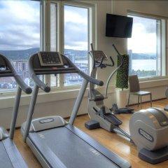 Отель Solo Sokos Paviljonki Ювяскюля фитнесс-зал фото 4