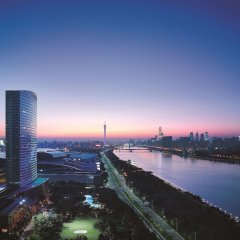 Shangri-La Hotel Guangzhou фото 5