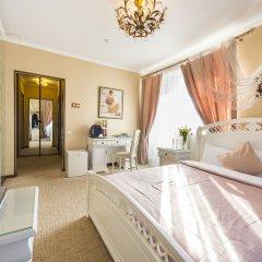Гостиница Оселя комната для гостей фото 3