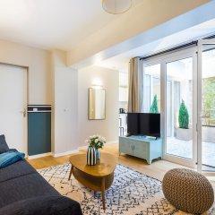 Отель Pied à Terre - Meslay комната для гостей