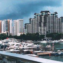 Апартаменты Duoleju Family Seaview Apartment пляж