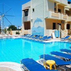 Отель Villa Diasselo бассейн фото 2