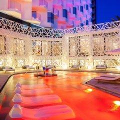 Hard Rock Hotel Ibiza фитнесс-зал фото 2