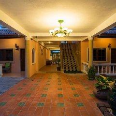 Отель Thanthip Beach Resort интерьер отеля фото 3