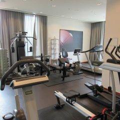 Отель Crowne Plaza Amsterdam South фитнесс-зал фото 3