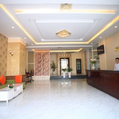 Golden Holiday Hotel интерьер отеля