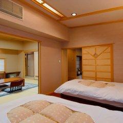 Отель Yufuin Ryokan Baien Хидзи комната для гостей фото 2