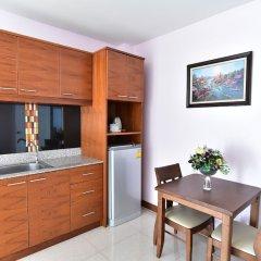 Апартаменты Kaewfathip Apartment Паттайя фото 10