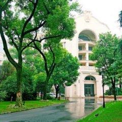 Отель Shanghai Fenyang Garden Boutique Hotel Китай, Шанхай - отзывы, цены и фото номеров - забронировать отель Shanghai Fenyang Garden Boutique Hotel онлайн фото 2