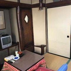 Отель Niko Ryokan Айдзувакамацу удобства в номере фото 2