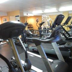 Отель Comfort Inn University Center фитнесс-зал фото 3