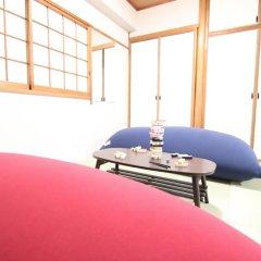 Отель AMP FLAT Nishijin5 Фукуока интерьер отеля