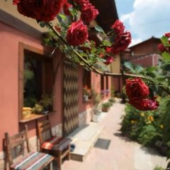 Отель Zlatniyat Telets Guest Rooms балкон
