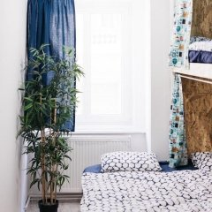 Hello Hostel Будапешт комната для гостей фото 2