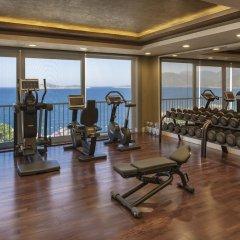 Отель The Bodrum by Paramount Hotels & Resorts фитнесс-зал фото 3